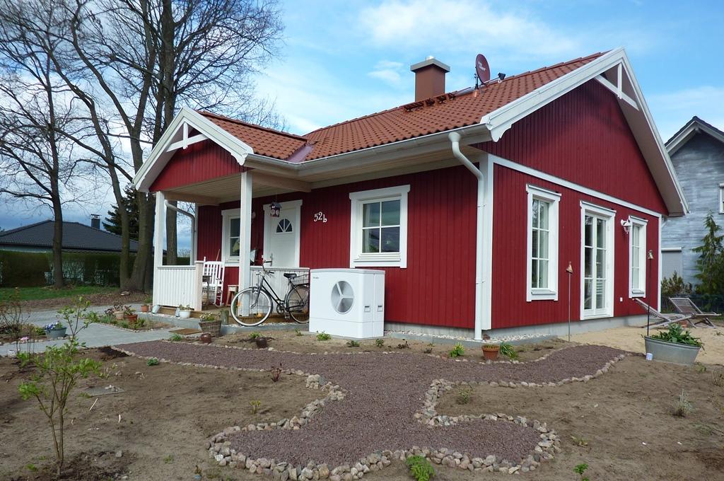 Schwedenhaus bungalow  Villa Per Madsen | 59m²