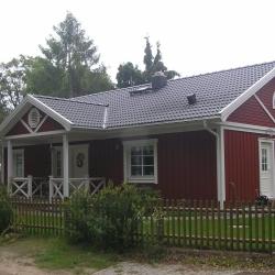 Schwedenhaus bungalow  Schwedenhaus Galerie Schwedenhäuser Fotos schwedische Holzhäuser ...